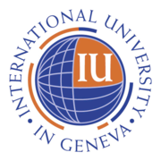 Logo International University in Geneva (IUG)