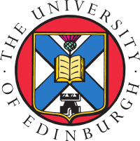 Logo University of Edinburgh