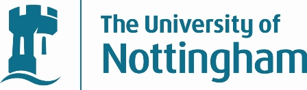 Logo The University of Nottingham - Nottingham University Business School