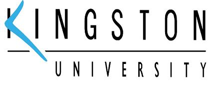 Logo Kingston University London - Kingston Law School