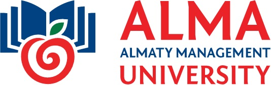 Logo Almaty Management University