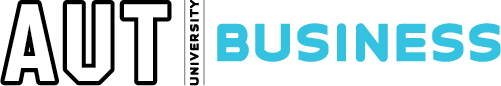 Logo Auckland University  of Technology - AUT Business School