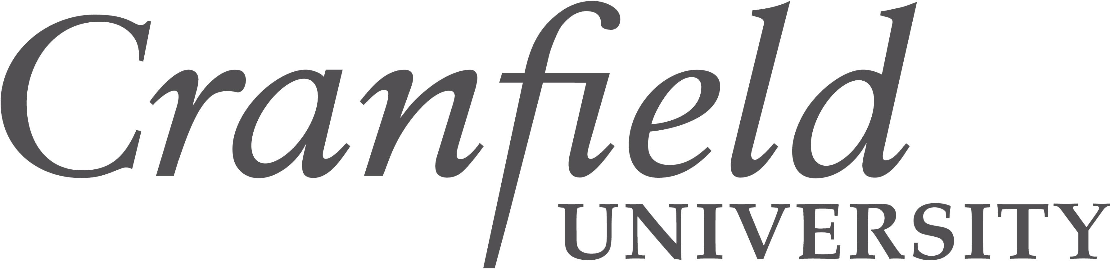 Logo Cranfield University