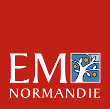 Logo of Ecole de Management de Normandie