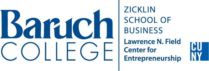 Logo Baruch College - City University Of New York (CUNY) - William Newman Department of Real Estate