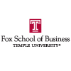 Logo Temple University - Fox School of Business
