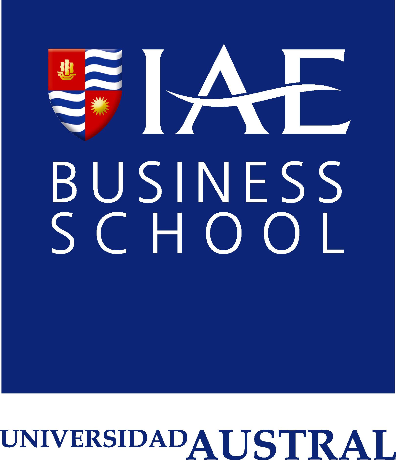 Logo Universidad Austral - IAE Business School