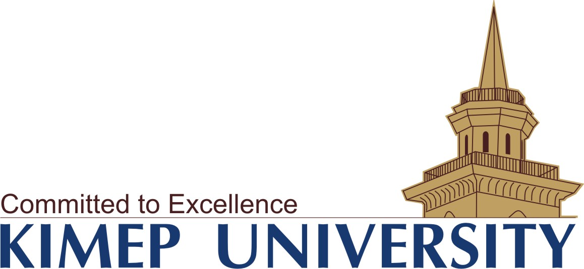 Logo of KIMEP University