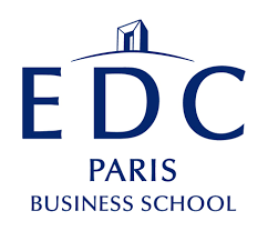 Logo of EDC Paris Business School