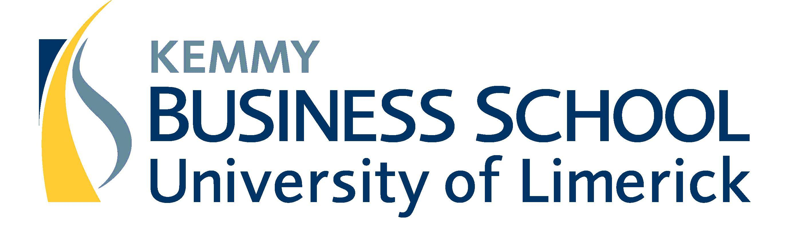 Logo University of Limerick - Kemmy Business School