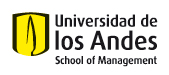 Logo of Universidad de los Andes