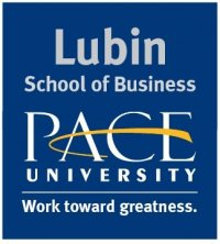 Logo Pace University - Lubin School of Business