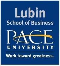 Logo Pace University - Lubin School of Business