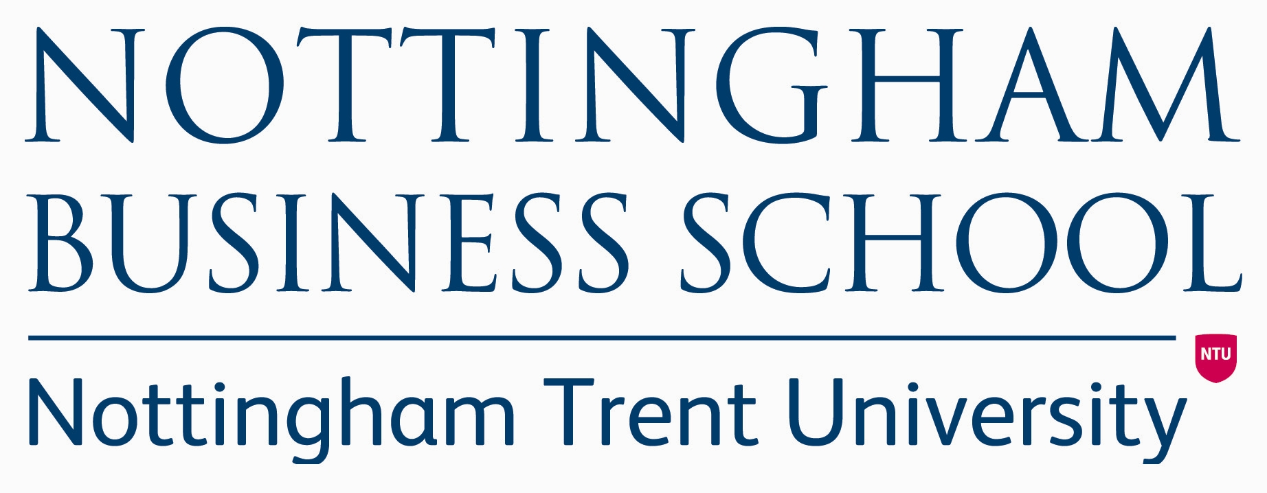 Logo Nottingham Trent University - Nottingham Business School
