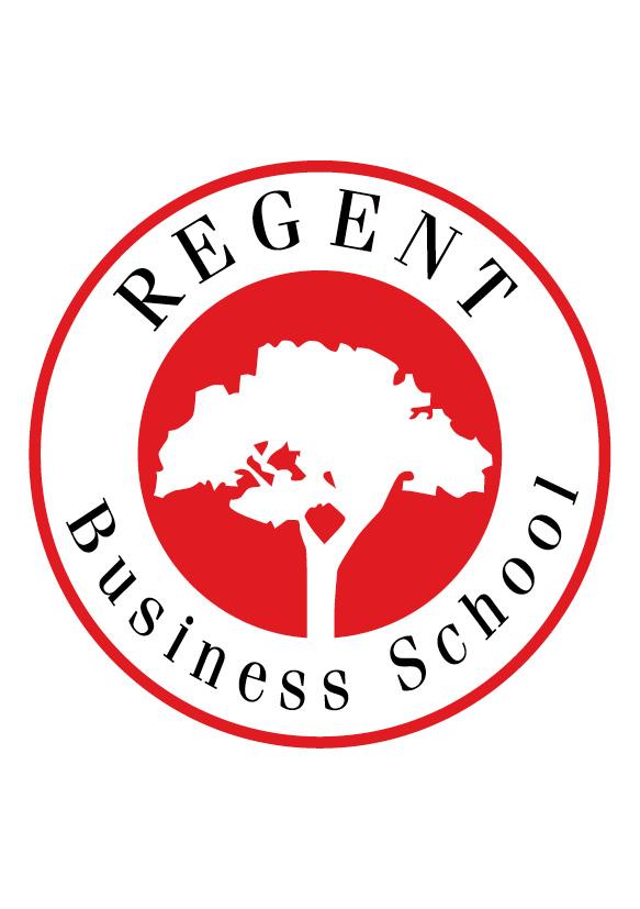 Logo of Regent Business School