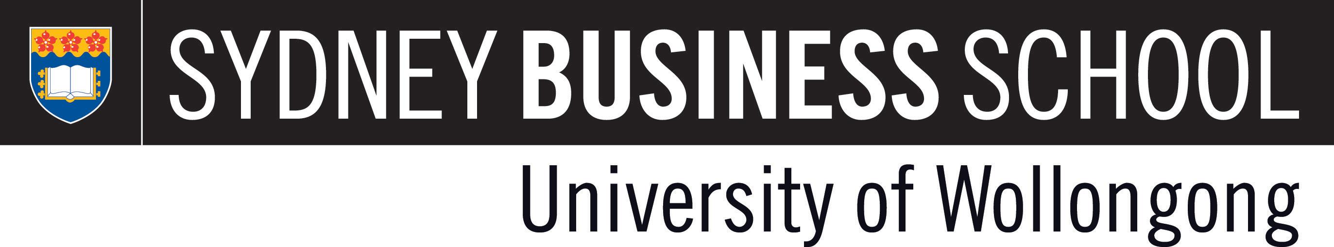 Logo University of Wollongong - Sydney Business School