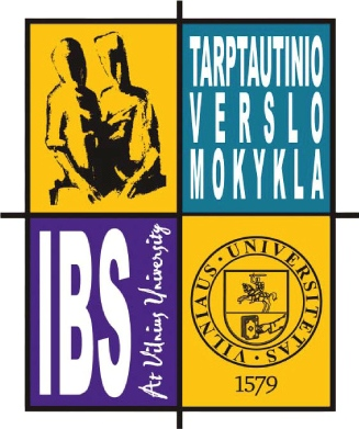 Logo International Business School at Vilnius University