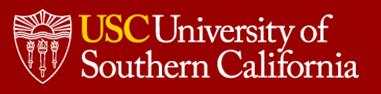 Logo University of Southern California - Marshall School of Business