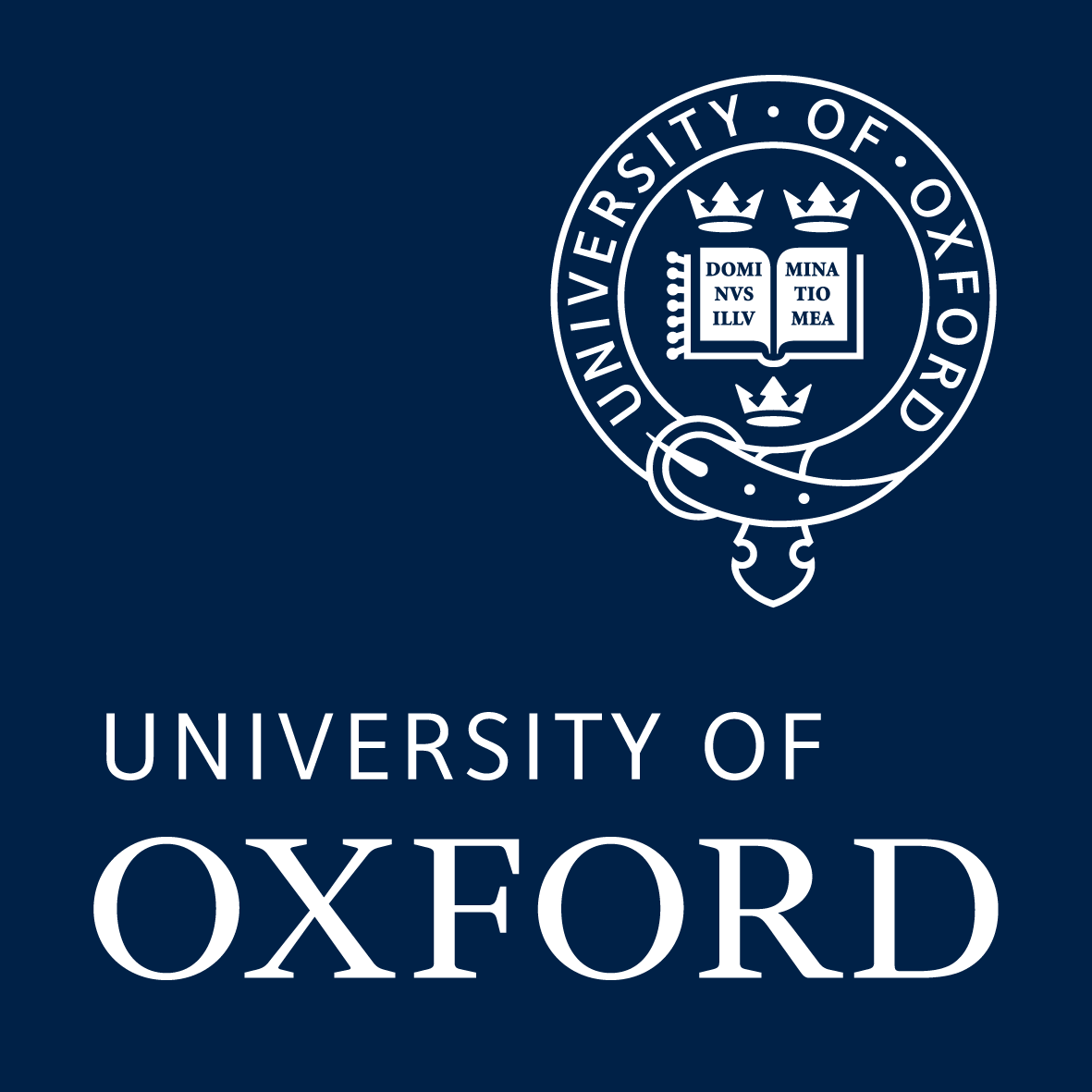 Logo University of Oxford, Blavatnik School of Government