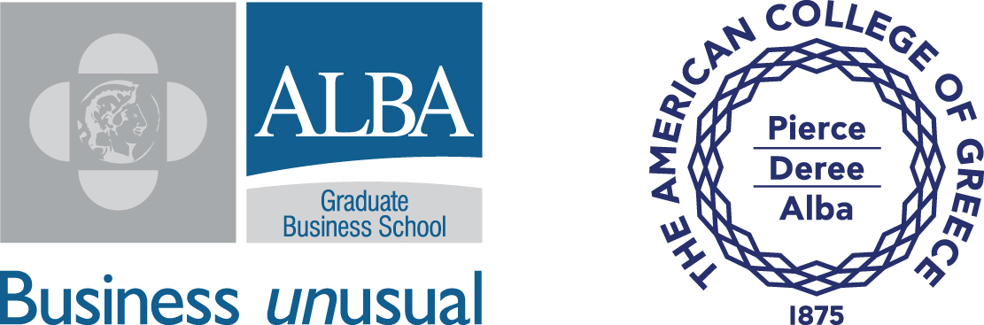 Logo Alba Graduate Business School at The American College of Greece