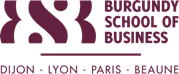 Logo of BSB Burgundy School of Business
