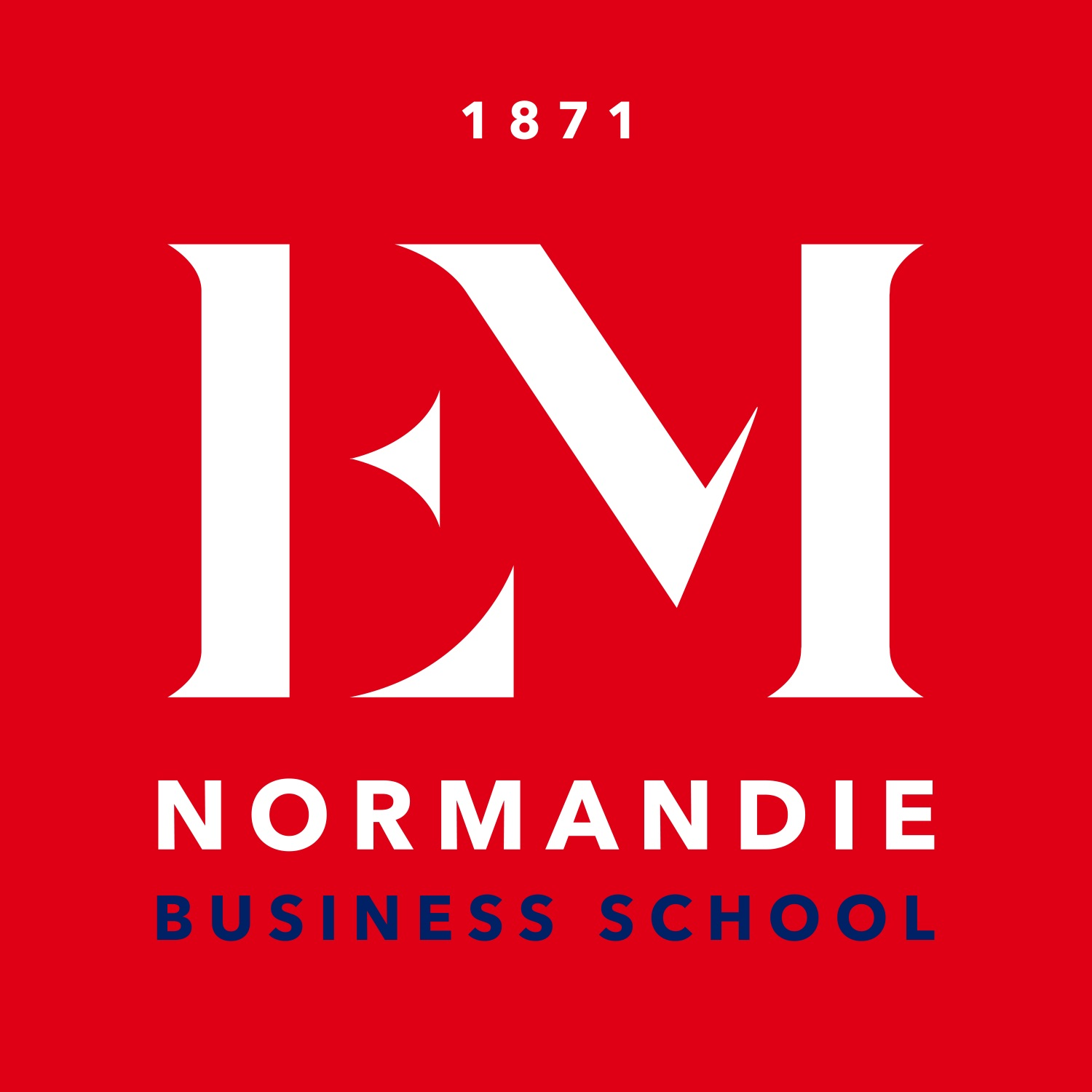 Logo EM Normandie Business School