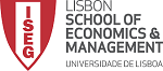 Logo ISEG - Lisbon School of Economics and Management, Universidade de Lisboa