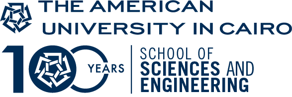 Logo The American University in Cairo - School of Sciences and Engineering