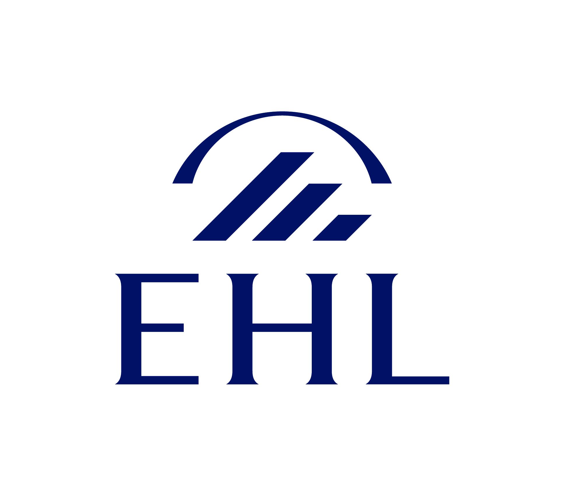 Logo École hôtelière de Lausanne / The Hong Kong Polytechnic University / Conrad N. Hilton College University of Houston