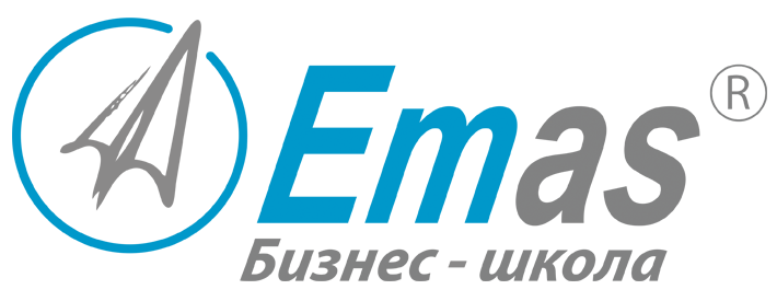 Logo of EMAS Business School