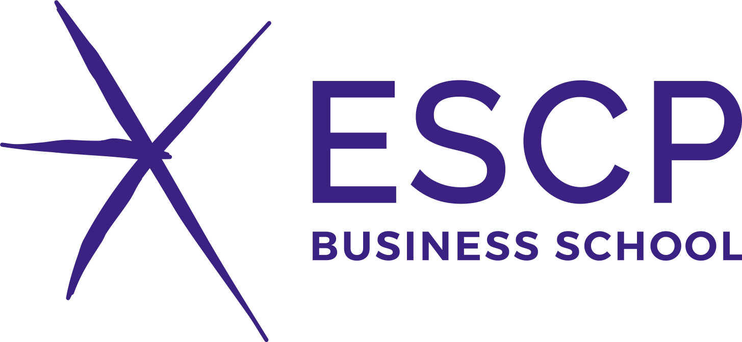 Logo ESCP Business School  Madrid Campus