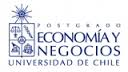 Logo Universidad de Chile School of Business and Economics (Facultad de Economía y Negocios)