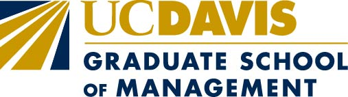 Logo University of California, Davis - UC Davis, Graduate School of Management