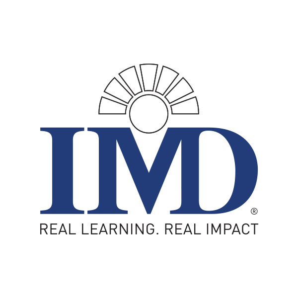 Logo of IMD Business School