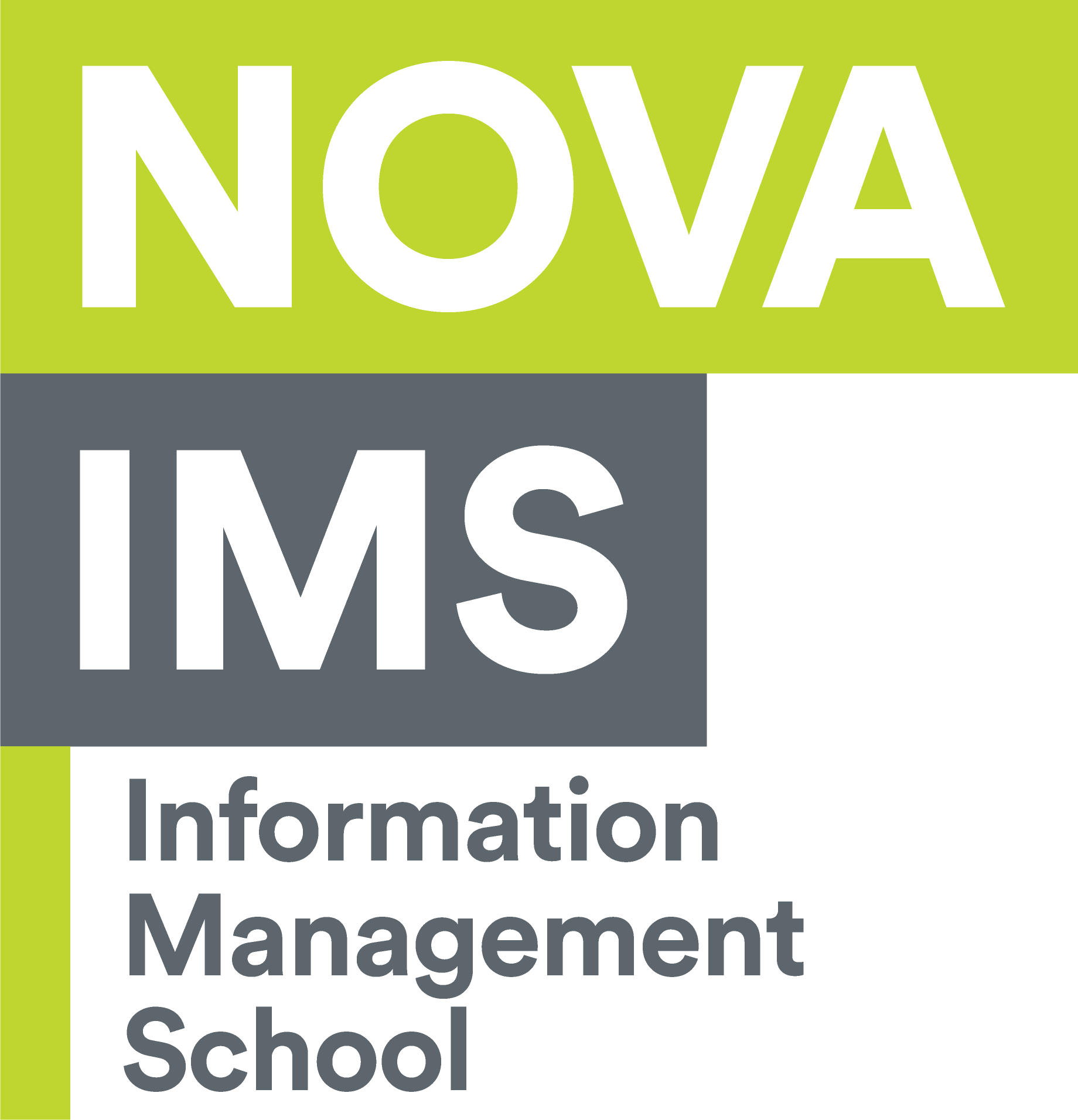Logo NOVA Information Management School (NOVA IMS) - Universidade Nova de Lisboa