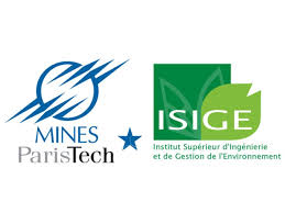 Logo  ISIGE - MINES ParisTech