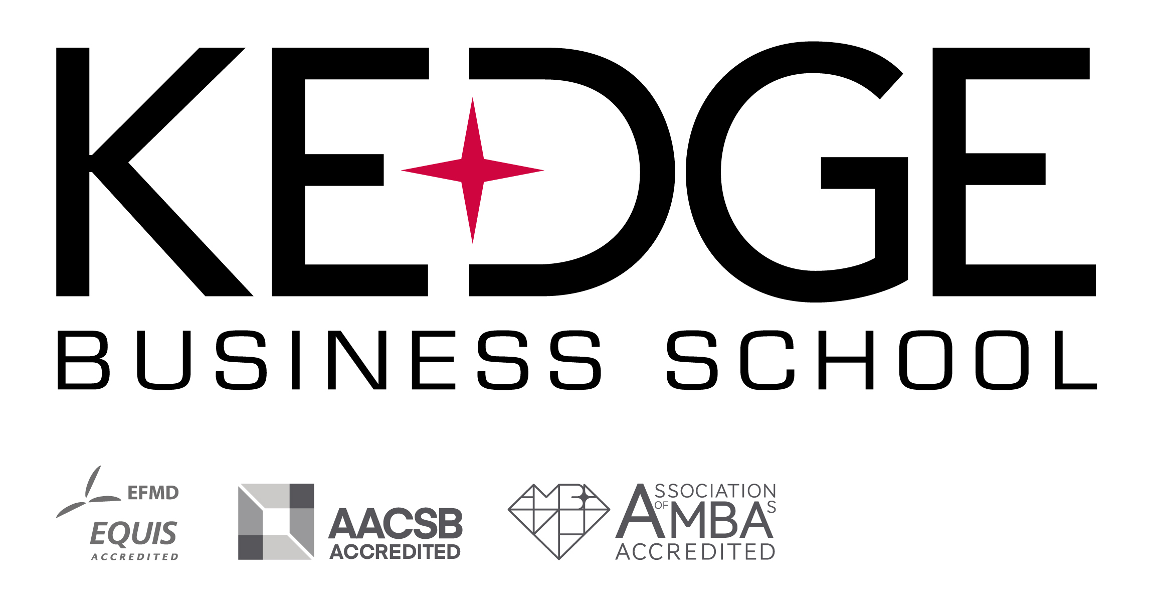 Logo of KEDGE Business School