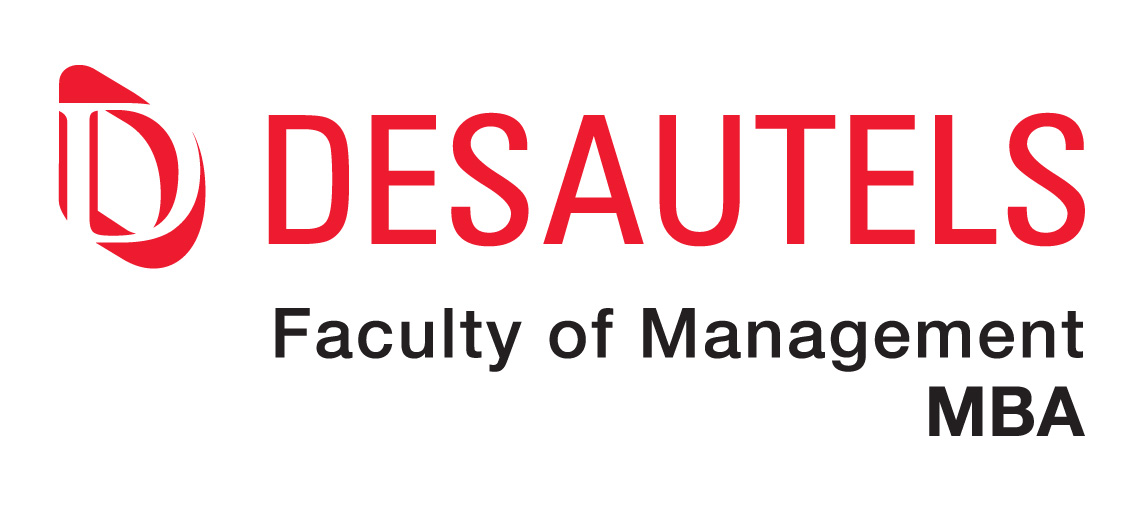 Logo McGill University - Desautels Faculty of Management