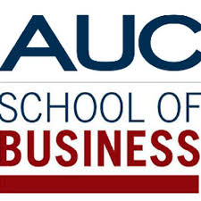 Logo The American University in Cairo - AUC School of Business