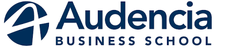 Logo Audencia Business School