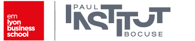 Logo emlyon business school / Institut Paul Bocuse
