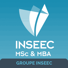 Logo INSEEC Group - INSEEC MSc & MBA
