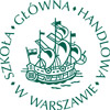 Logo of SGH - Warsaw School of Economics