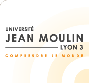 Logo of Université Jean Moulin Lyon 3