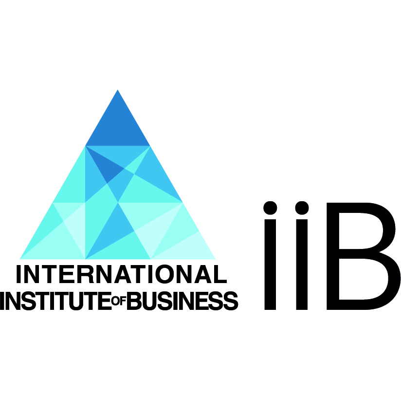 Logo International Institute of Business, IIB-Ukraine