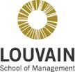 Logo Université Catholique de Louvain - Louvain School of Management