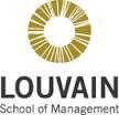Logo Université Catholique de Louvain - Louvain School of Management