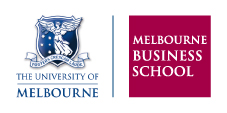 Logo The University of Melbourne - Melbourne Business School