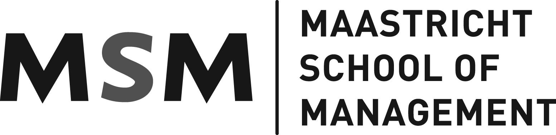 Logo of Maastricht School of Management (MSM)