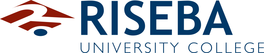 Logo RISEBA University - College of Business, Arts and Technology